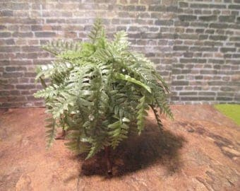 1:6 Scale Barbie, Fashion Royalty Dollhouse Diroma Boston Fern