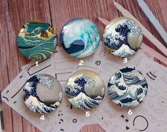 Handmade Round Photo glass Cabochons,8mm -58mm size Cute Animal Style Butterfly More-ZY899
