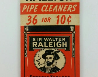 Sir Walter Raleigh Pipe Cleaners