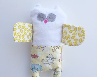 Organic Cotton Baby Toy - Ready to Ship