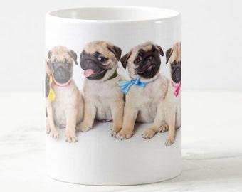 Pug  tea/coffe Cup Mug