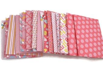 Set of 10 Pink mini envelopes, pink tiny envelopes, small envelopes, notecard envelopes, valentine's day, favor envelopes, wedding envelopes