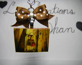 Necklace Hansel and Gretel