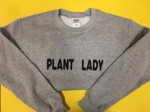 PLANT LADY SWEATSHIRT