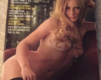 Vintage penthouse magazine november 1974