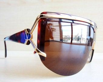 VALENTINO V568 sunglasses vintage nos made in Italy