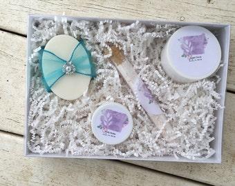 Spa Set Box - Birthday Spa Gift - Spa Birthday Gift - Mini Spa Set - Spa Kits and Gifts - Spa Gift Set - Spa Gift Kit - Spa Kits