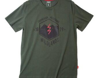 Wild lands T-shirt