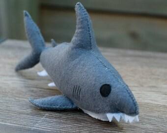 Chompers Shark Plushie