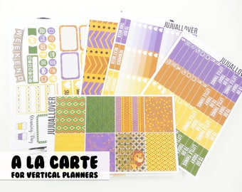 Magical Kingdom: A LA CARTE for Vertical Planners