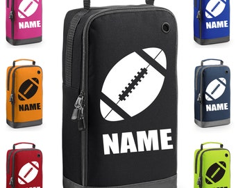 Personalised Rugby Boot Bag with Carry Handle  * Free Delivery *