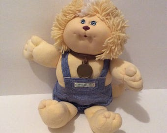 1985 Cabbage Patch Kids Koosa