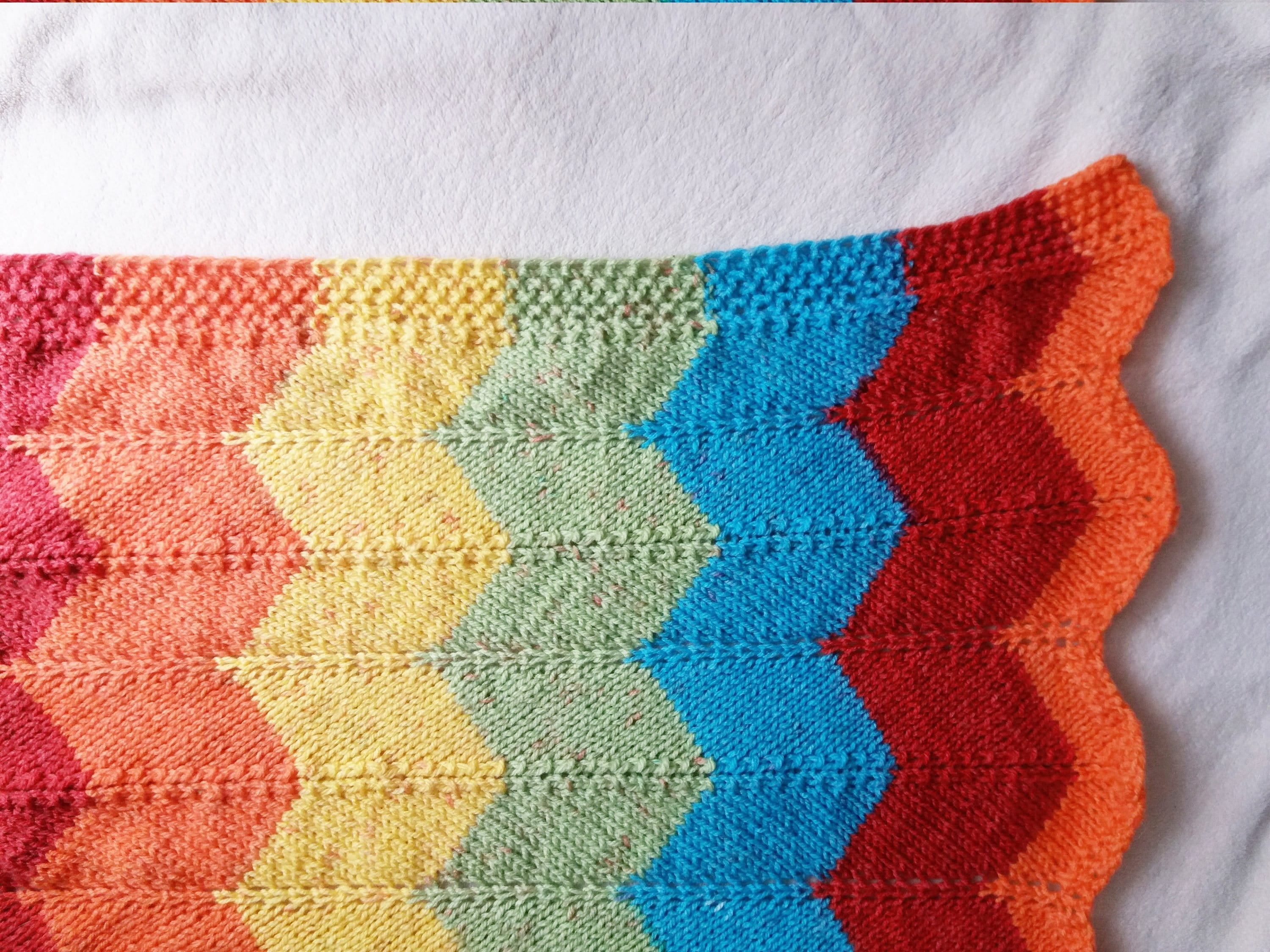 130 pdf chevron baby blanket knitting pattern easy baby blanket this is a digital file bankloansurffo Image collections