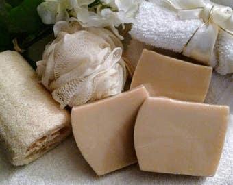 Caramel Soap~Caramel Swirl Soap~Goats Milk Soap~Soap Bars~Handmade Soap~Homemade Soap Loaf Slices~Soap Slices~Caramel~Fall Soap~Autumn Soap