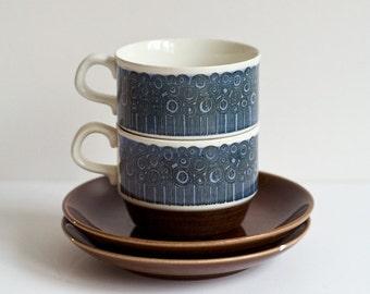 Set of 2 Cups - Amanda by Rörstrand