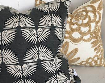 Urban flower pops cushion cover