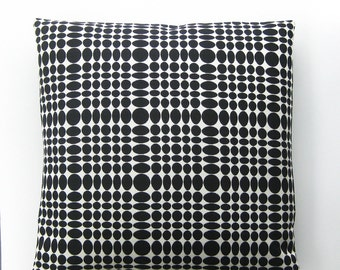 Pillow  - Maharam Unisol by Verner Panton - Decorative Accent Midcentury Fabric Design - Made to Order by UPSTYLE