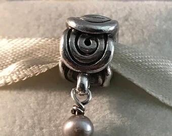 Pandora Oxy Swirl Gray Pearl