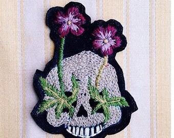 Skeleton bloom Patch