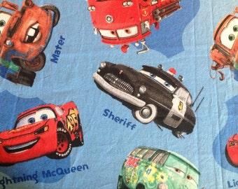 Disney Cars Movie Fabric