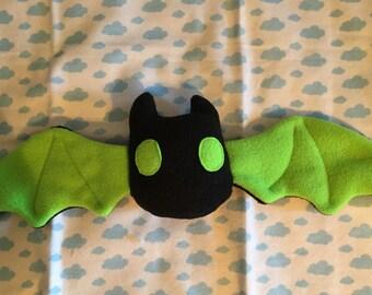 Small Bat Plush - Plushies