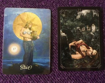 Tarot and Oracle Reading