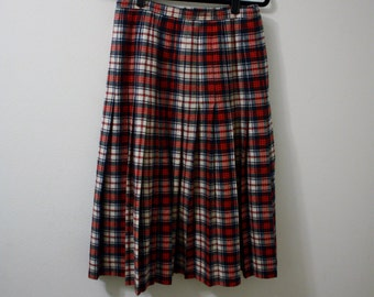Vintage Pendleton Skirt Like New Mad Men Office