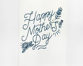 Mother's Day Greeting Card | Happy Mother's Day