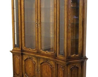 """DREXEL HERITAGE Grand Tour III 68"""" Lighted  China Cabinet 242-444"""