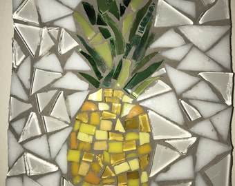 Mosaic tile/trivet