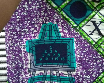 Authentic African Wax Print