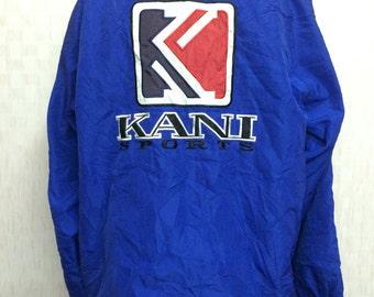 Vintage KANI SPOTRS Winbreaker Jacket