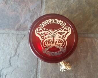 Butterfly Duncan Yo-Yo