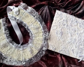 Wedding Collectibles - Lucky Horseshoe & matching Wedding Card