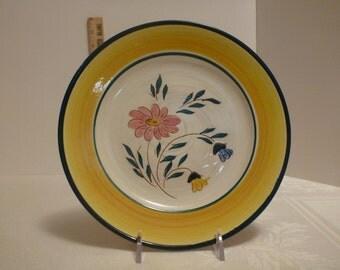 Stangl Flora 8'' Plate #3768