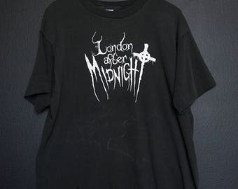 London After Midnight 1990's Vintage Shirt