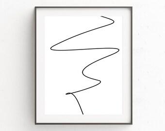 Minimalist Print Art, Minimalist Printable Art, Poster, Modern Printable Art, Modern Minimal, Minimalist Poster, Minimalist Gift, Download