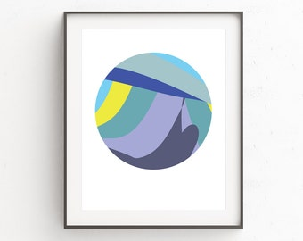 Modern Abstract Geometric Art Prints, Minimalist Abstract Wall Prints, Instant Download Printable Art, Artwork, Minimalist Wall Print