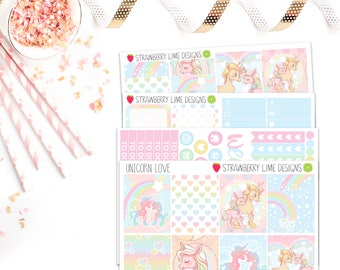 Unicorn Love Collection - Regular Kit