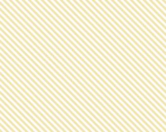 1/2 yd Pink Lemonade Stripe by Camelot Fabrics 3240106 2 Yellow