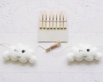 Cloud Artwork Hanger – Kids Art Display - Artwork Display - Children Art Display - Gifts for Kids - Back to School - Kids Wall Art Decor