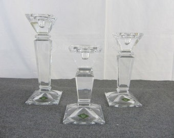 Shannon Set of 3 Candle Holders