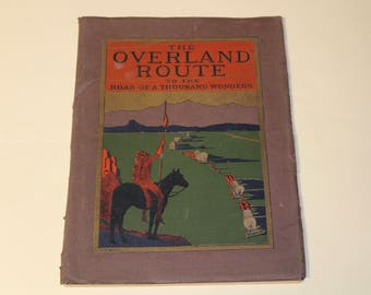 The Overland Route to the Road of a Thousand Wonders (P45)