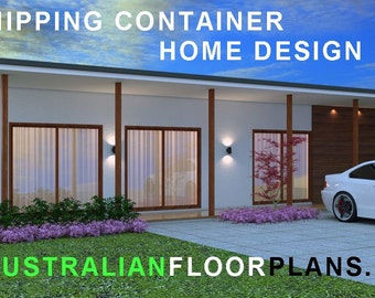 46 m2 |  Shipping Container Home | Container Home |Cheap Container| Modern Container Home |  Container Home Plans| affordable Container hme