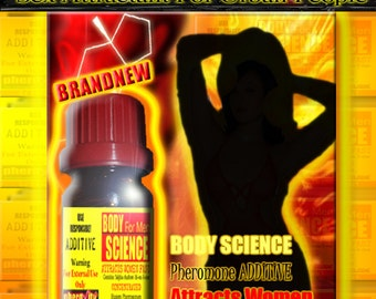 pheroXity BODYSCIENCE Pheromones for MEN to ATTRACT Women ** Sex Attractant * Made in Germany * Sale