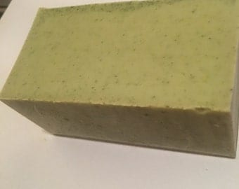 Sea Kelp Neem Moringa Shampoo Bar