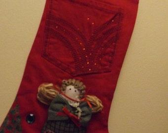 """The """"CHRISTMAS ANGEL"""""""