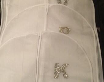 Custom Wedding Garment Bags