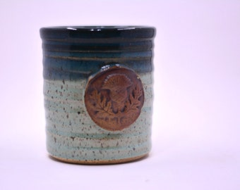 Small stoneware crock
