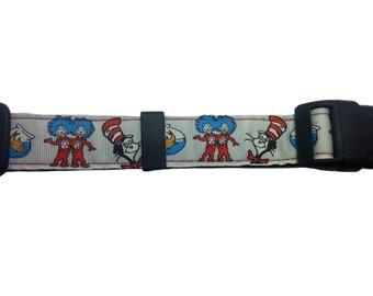 Dr. Seuss Dog Collar